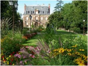 Antony, Hauts-de-Seine,Île-de-France, France, chateau saran