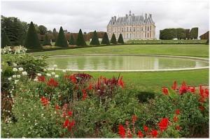 Antony, Hauts-de-Seine,Île-de-France, France, chateau et parc