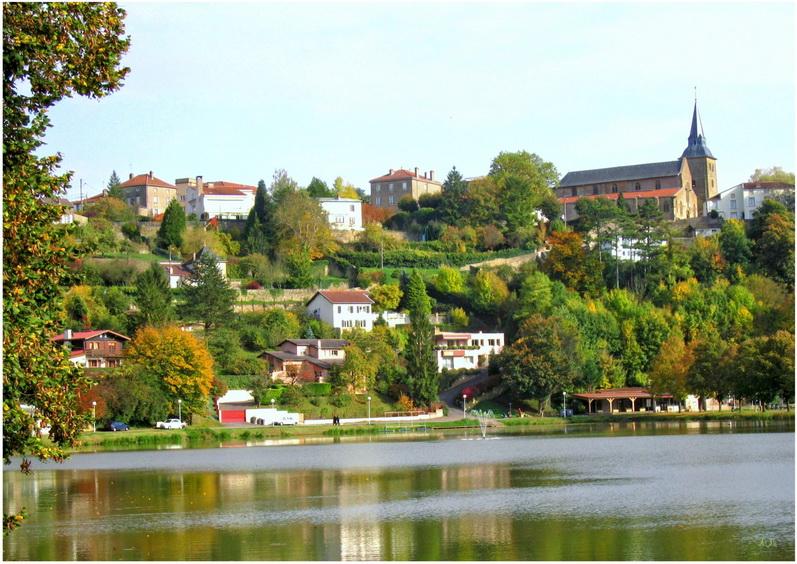 Plan d'Eau de BrieyBriey,Meurthe-et-Moselle, Alsace-Champagne-