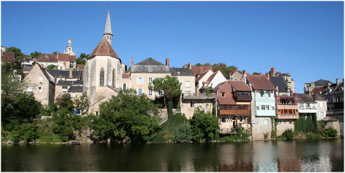 Ch teauroux indre centre val de loire france cap voyage for Piscine d argenton sur creuse