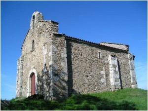 Cusset, Allier, Auvergne-Rhone-Alpes, France, chapelle ste-madel