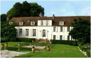 Departement Les Yvelines, Île-de-France, France, architecture d