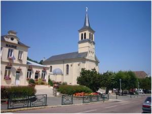 Departement Les Yvelines, Île-de-France, France, patrimoine rel