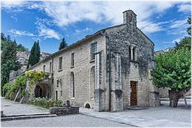 Forcalquier,Alpes-de-Haute-Provence, PACA, France, couvent des