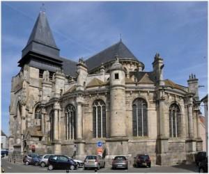 LesHauts-de-Seine,Île-de-France, France, ptrimoine religieu