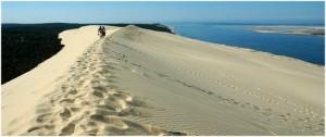 Pyla-sur-Mer,la Gironde, France, la dune du Pilat