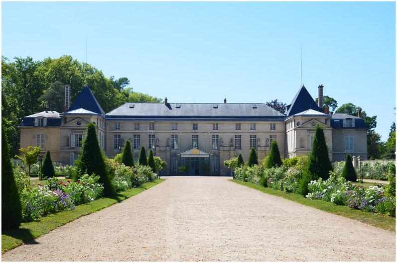 Rueil-Malmaison, Hauts-de-Seine,Île-de-France, France, patrim