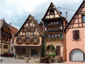 Selestat,Bas-Rhin, Alsace-Champagne-Ardenne-Lorraine, France,