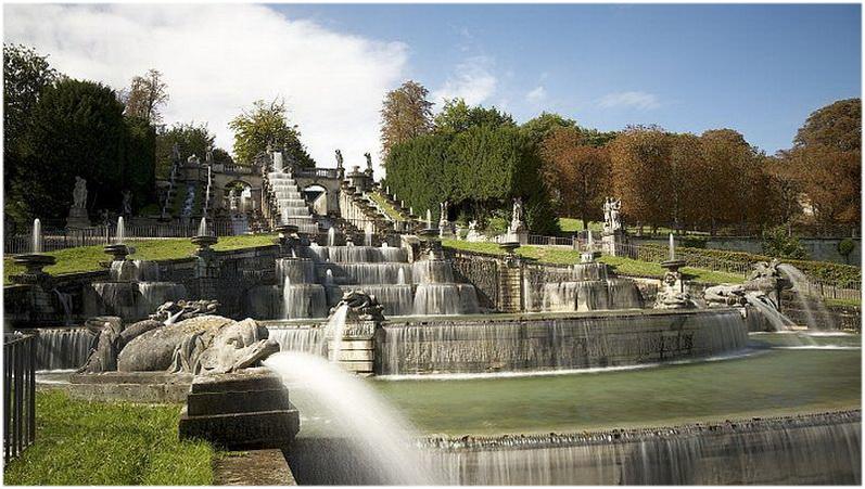 Saint-Cloud, Hauts-de-Seine, Île-de-France, France, la fontai