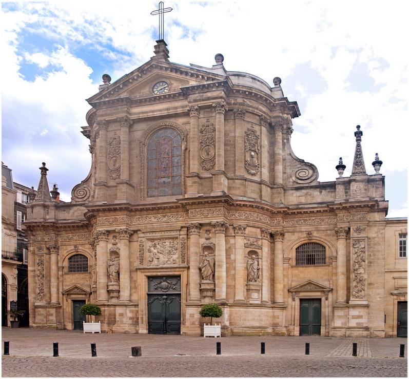 Eglise Notre-Dame de Bordeaux, France