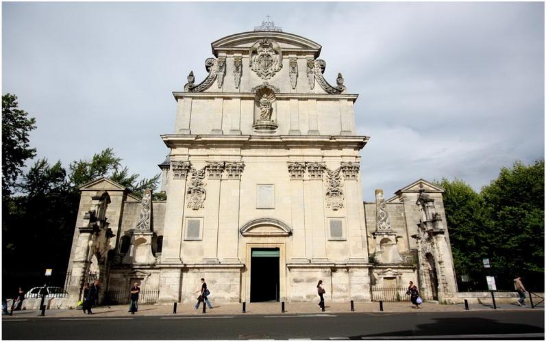 Eglise Saint-Bruno de Bordeaux, France
