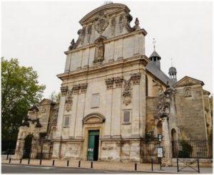 Eglise Saint-Bruno de Bordeaux, laGironde, Aquitaine-Limousin-