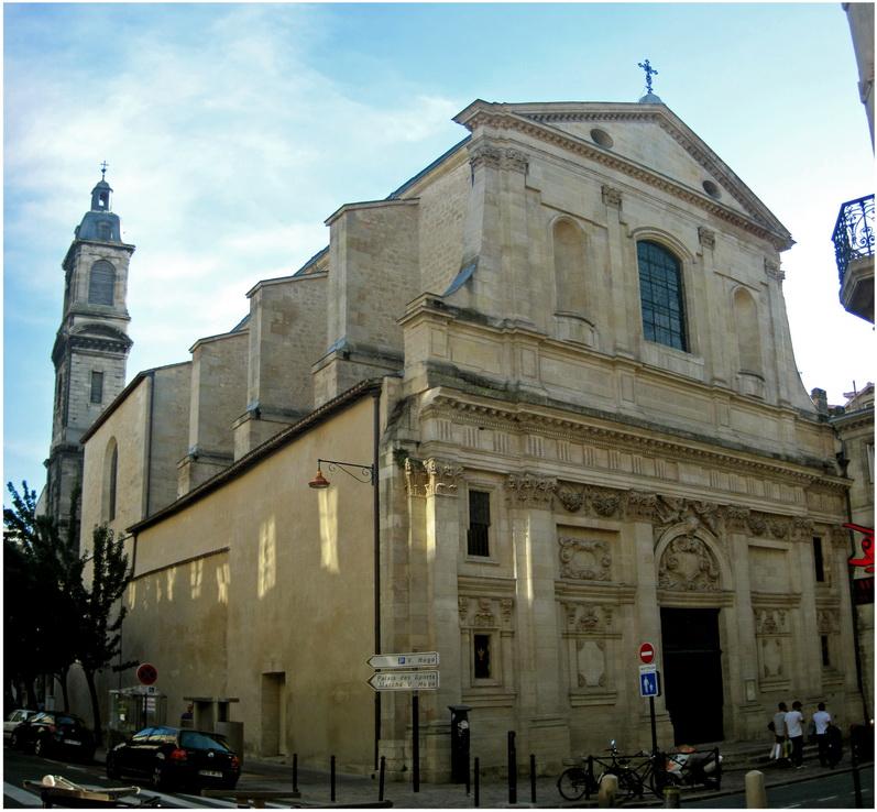 Eglise Saint-Paul-Saint-François-Xavier, Bordeaux