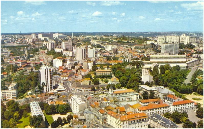 Villes De France A  Kilometres De Paris