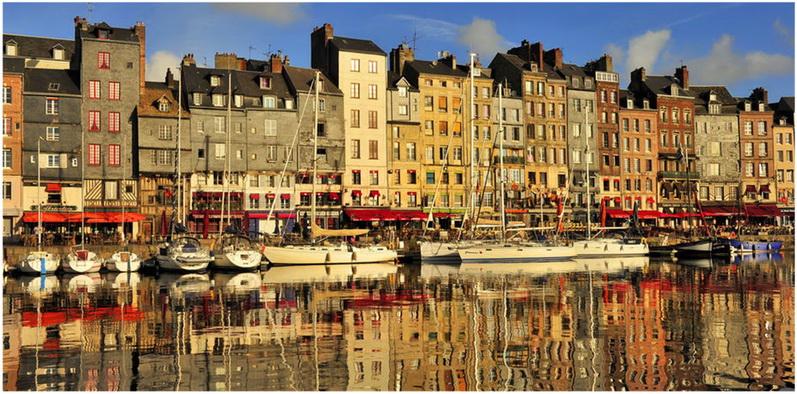 Honfleur, Calvados, Normandie, France