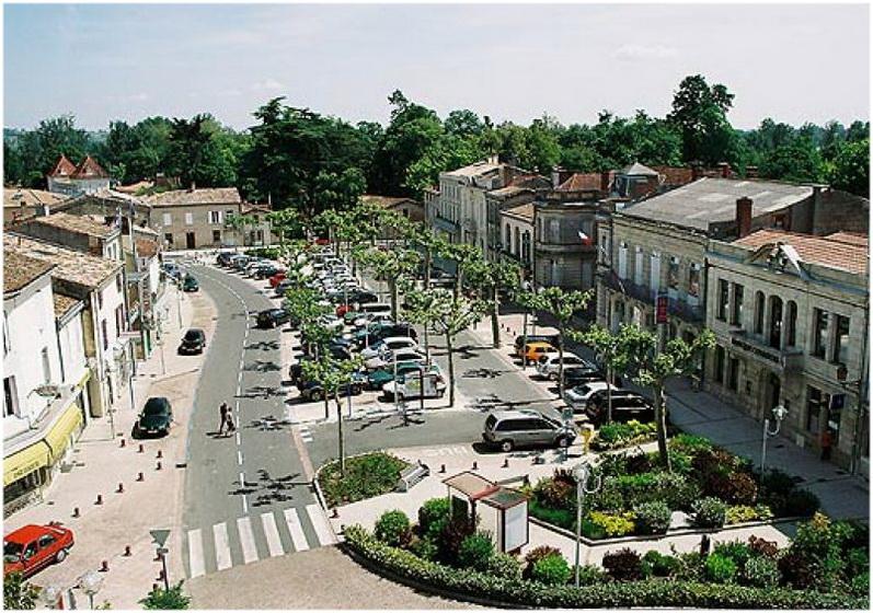 Langon, laGironde,France