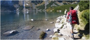 Trekking in MountainsLes Hautes-Pyrenees, Languedoc-Roussillon-