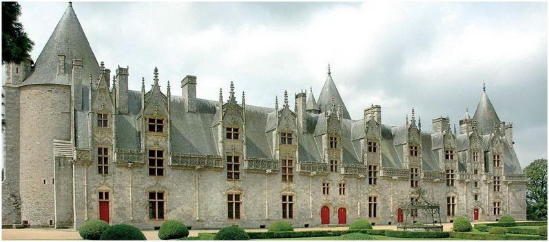 lechâteau de Josselin, Josselin, Morbihan, Bretagne, France,