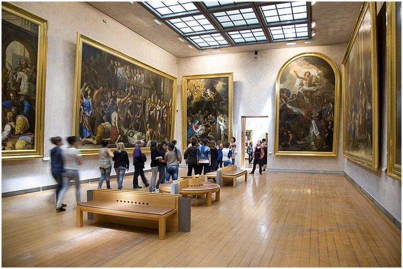 lemusee des beaux-arts deLyon, Lyon, Rhone-Alpes, France, ta