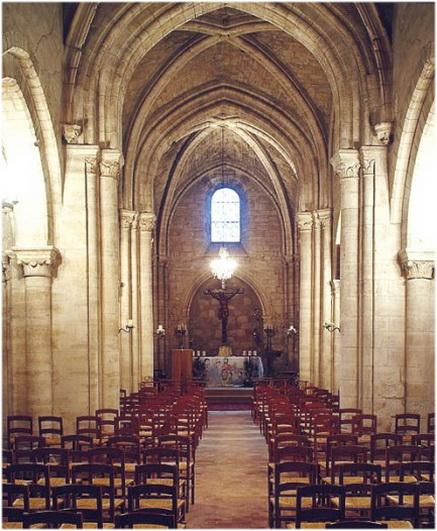 eglise catholique Maisons-Laffitte