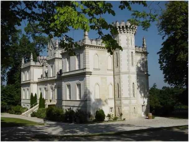 Capian, la Gironde, France