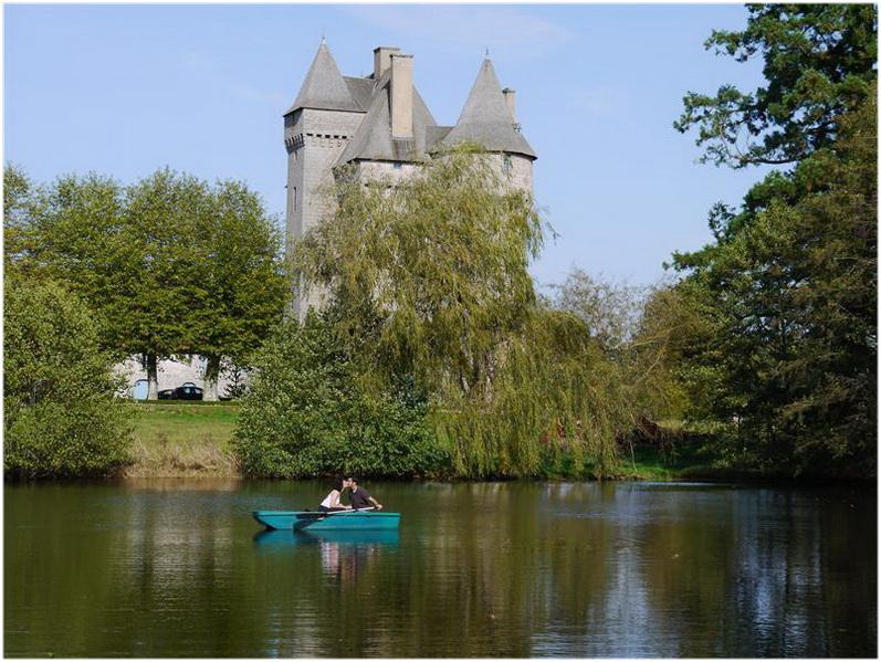 Saint-Maixant,laGironde, France