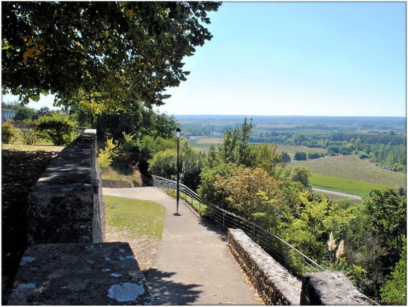 Sainte-Croix-du-Mont,laGironde, Aquitaine-Limousin-Poitou-Ch