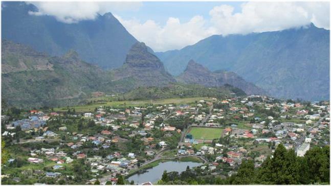 Le Tampon, Saint-Pierre,l'Ile de la Réunion