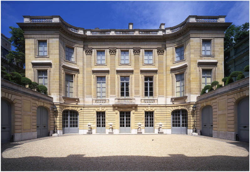 Musée Nissim de Camondo, Paris, France