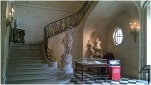 MuséeNissim de Camondo, Paris, acces etage