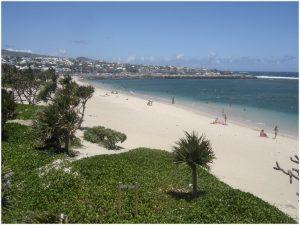 Saint-Pierre, La Réunion (outre-mer), plage