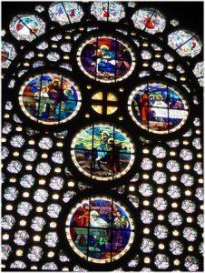 La cathédrale Sainte-Geneviève-Saint-Maurice de Nanterre, deco