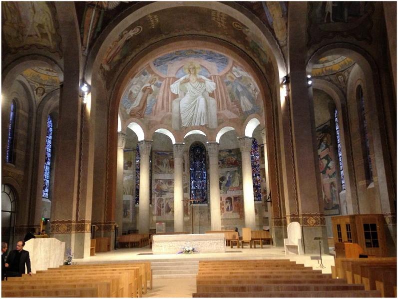 Cathédrale Sainte-Geneviève-Saint-Maurice de Nanterre