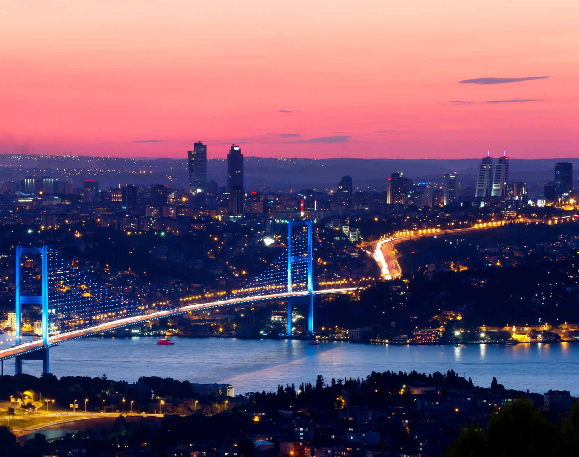 Voyage à Istanbul