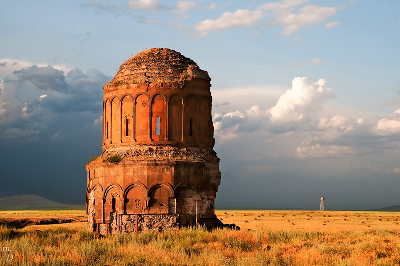 Ani, ville aux 1001 églises turquie