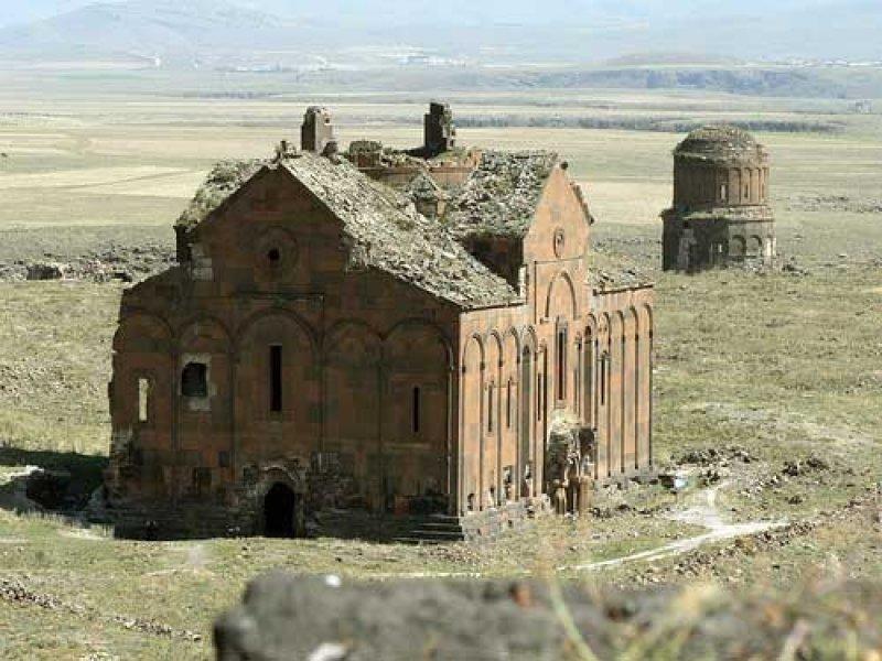 Ruines d'Ani turquie