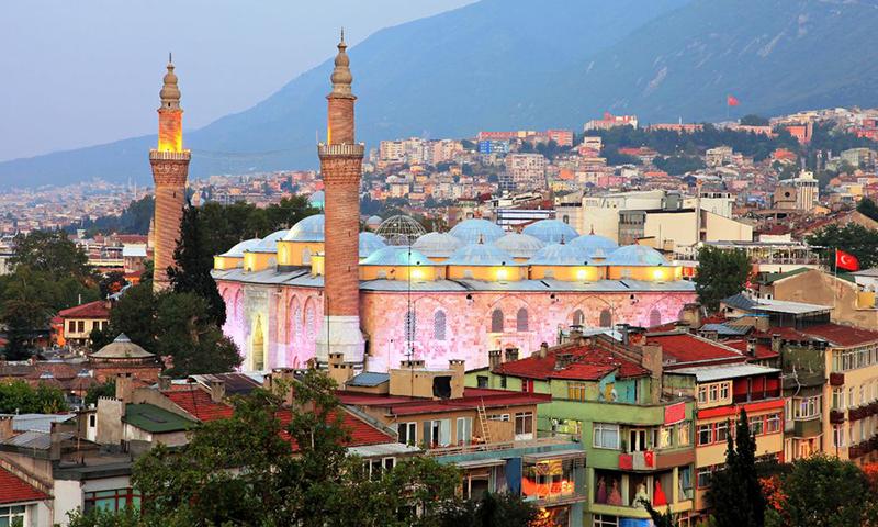 Les meilleures anciennes villes en Turquie
