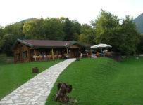 Saloon Park à Karpenisi en Grèce