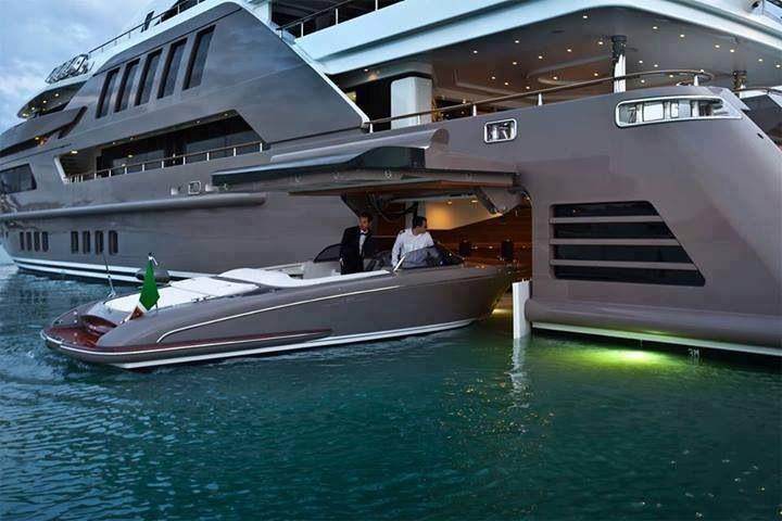 Plus beaux bateaux au monde