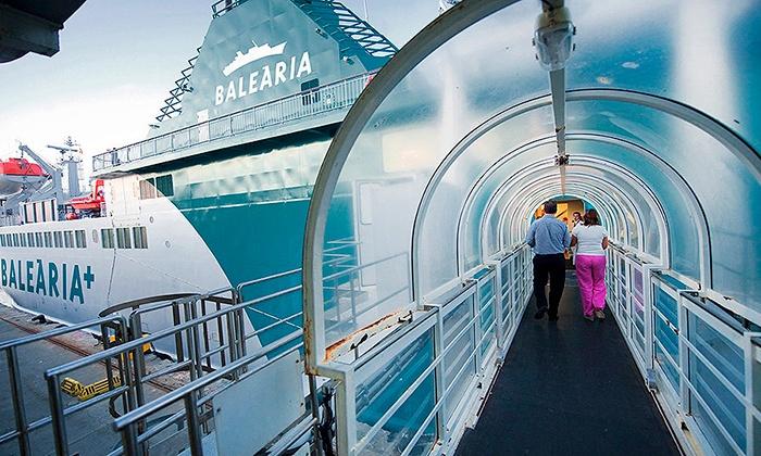 Balearia le ferry de l'aventure