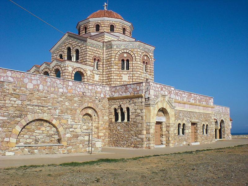Eglise d'Agios Dimitrios