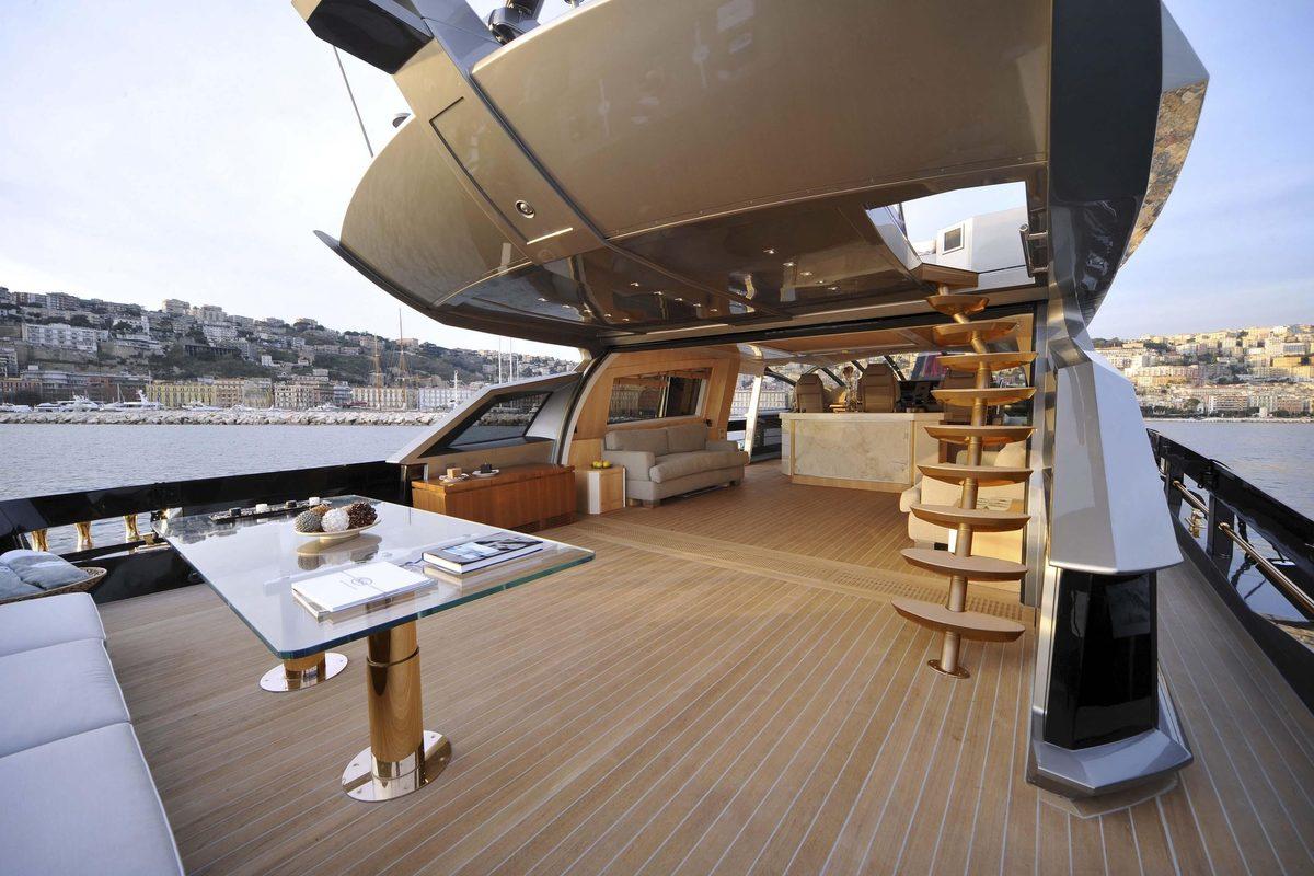 Bateau de luxe History Supreme Yacht