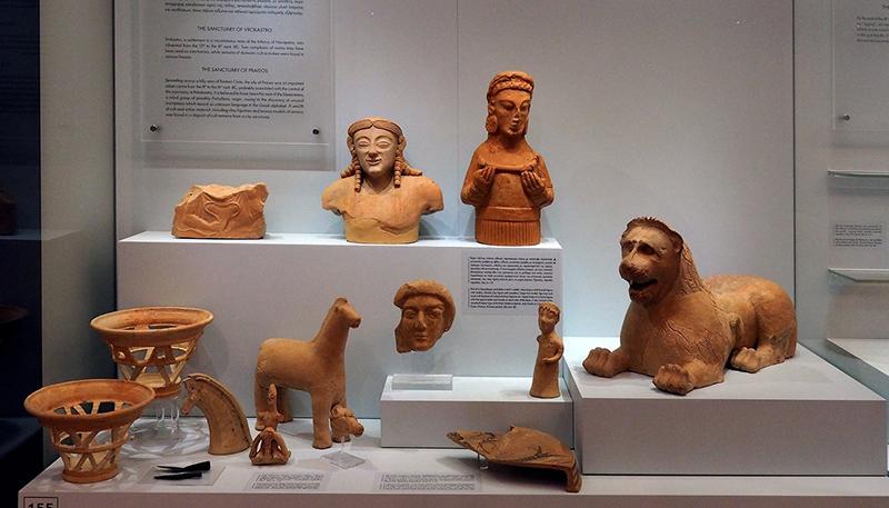 Le musée Archéologique d'Héraklion