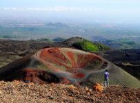 Monte Etna en Sicile