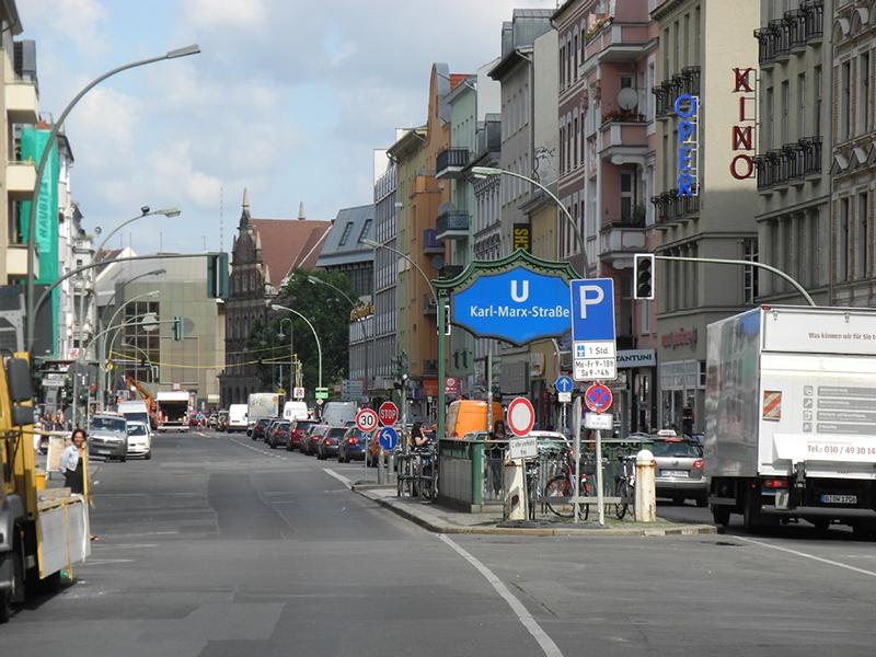 Neukölln, Berlin (Allemagne)