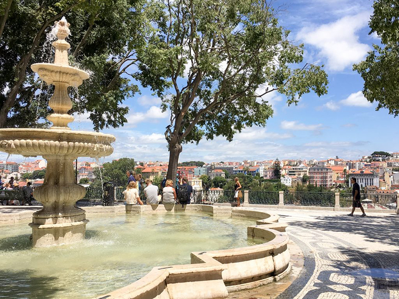 Principe Real, Lisbonne (Portugal)