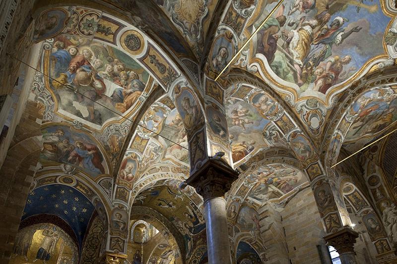 Santa Maria dell'Ammiraglio: Caractéristiques architecturales