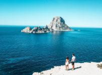Es Vedra à Baléares en Espagne