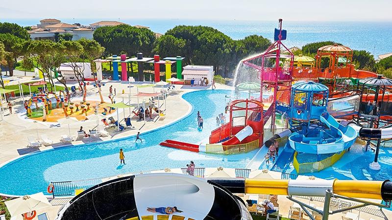 Water Park en Grèce