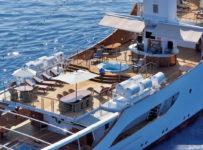 Christina O Yacht location bateau